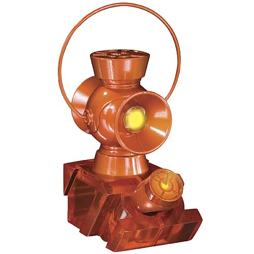 Orange Lantern 1 4 Scale Power Battery And Ring Prop