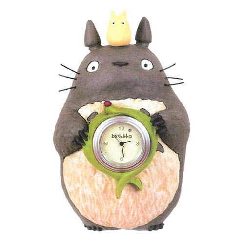My Neighbor Totoro Totoro's Souvenir Table Clock