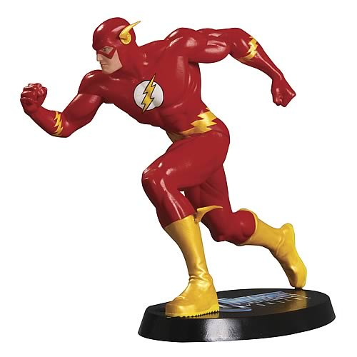 Dc Universe Online The Flash Statue Figure