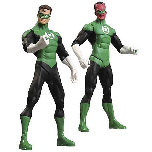Green Lantern Rebirth Collectors Set
