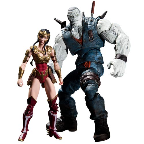 Injustice Wonder Woman & Solomon Grundy 3 3/4-Inch Figures