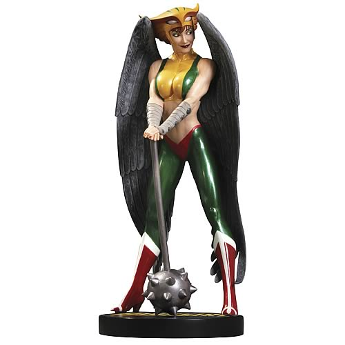 Cover Girls of the DC Universe Hawkgirl Statue