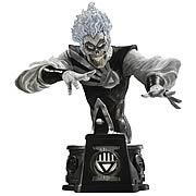 Heroes of the DC Universe Black Lantern Firestorm Bust