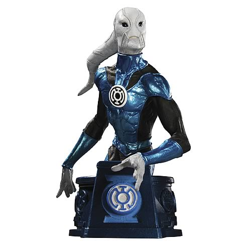 Heroes of the DCU Blackest Night Saint Walker Bust