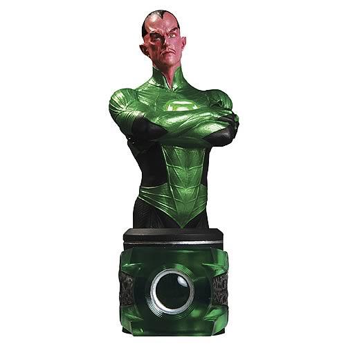 Green Lantern Movie Sinestro Bust
