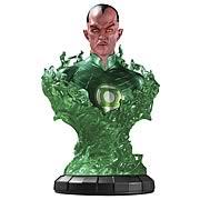 Green Lantern Movie 1:4 Scale Sinestro Bust