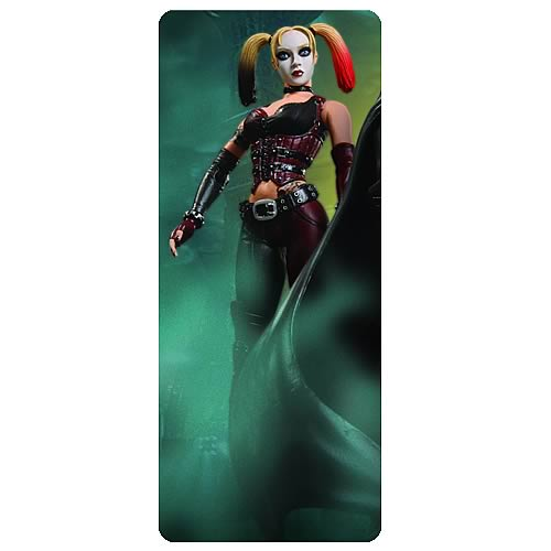 Batman Arkham City Harley Quinn Action Figure
