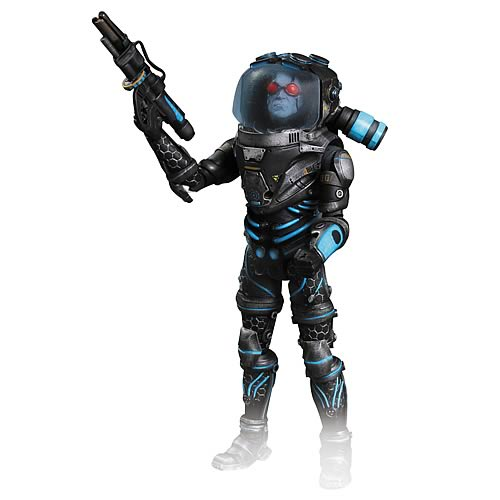 Batman Arkham City Mr. Freeze Deluxe Action Figure