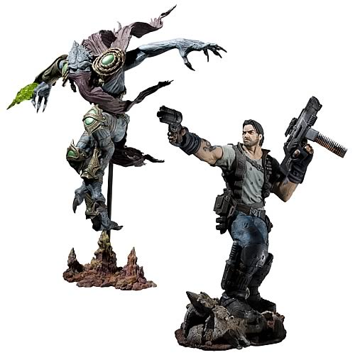 StarCraft Premium Series 1 Action Figure Set