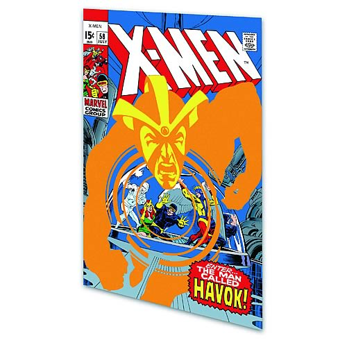 Essential Classic X-Men Volume 3 Graphic Novel