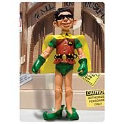Just-Us-League Stupid Heroes Series 3 Robin Action Figure