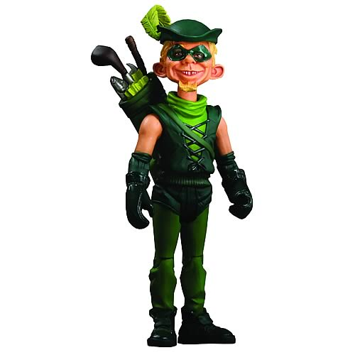 Just-Us-League of Stupid Heroes Green Arrow Action Figure