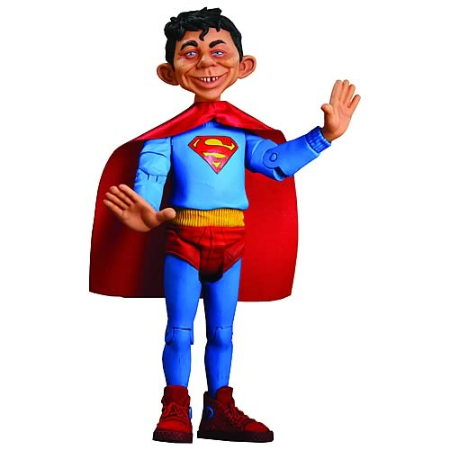 Just-Us-League of Stupid Heroes Superman Action Figure