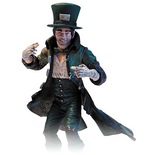Batman Arkham City Series 2 Mad Hatter Action Figure