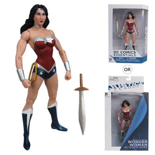 Justice League New 52 Wonder Woman Action Figure