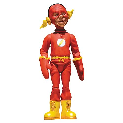 Just-Us-League Stupid Heroes Series 2 Flash Figure