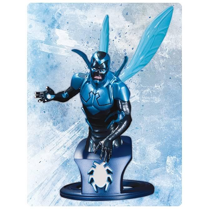 DC Comics Super Heroes New 52 Blue Beetle Bust