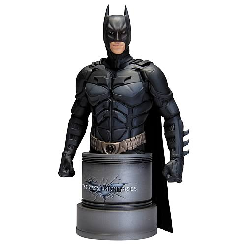 Batman Dark Knight Rises Batman Bust