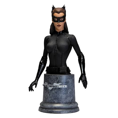 Batman Dark Knight Rises Catwoman Bust