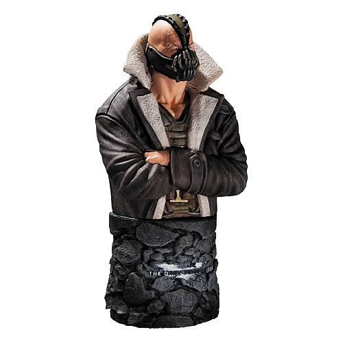 Batman Dark Knight Rises Bane Winter Battle Bust