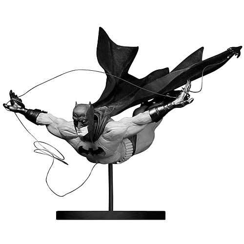 Batman Black and White Statue Dick Grayson by Jock Statue
