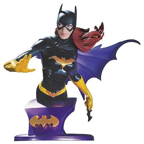 DC Comics Super Heroes Batgirl Bust
