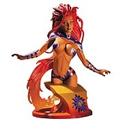 DC Comics Super Heroes Starfire New 52 Bust