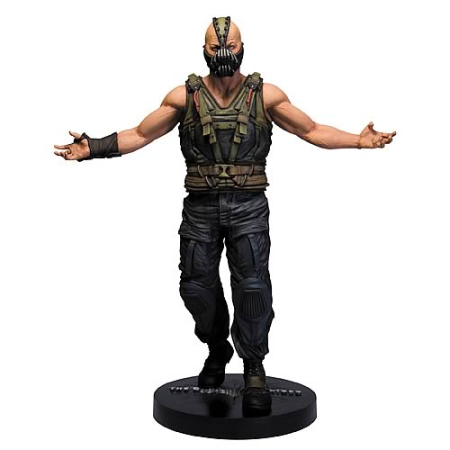 Batman Dark Knight Rises Bane Icon Statue