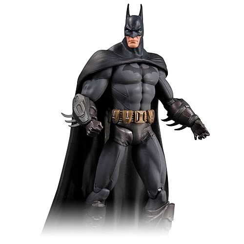 Batman Arkham City Series 3 Batman Action Figure