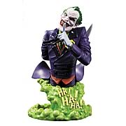 Batman DC Comics Super Villains Joker Bust