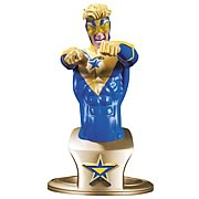 DC Comics Super Heroes Booster Gold Bust