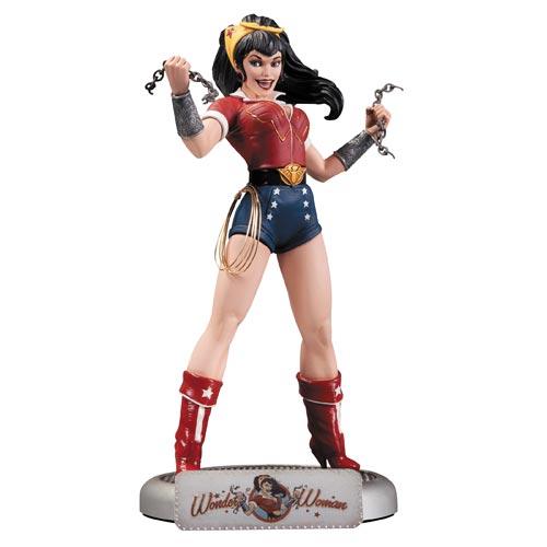 DC Comics Bombshells Wonder Woman Statue