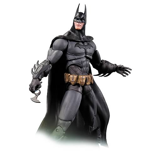 Batman Arkham City Series 4 Batman Action Figure
