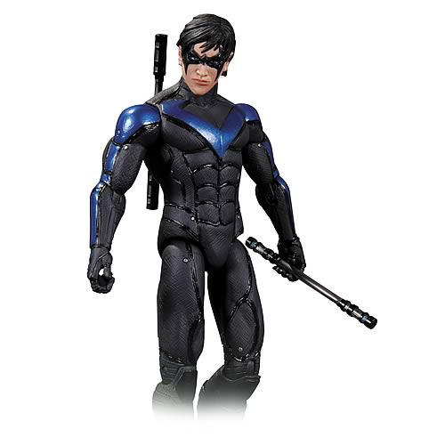 Batman Arkham City Series 4 Nightwing Action Figure