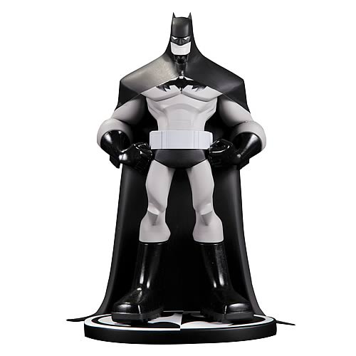 Batman Black and White by Sean Galloway Statue