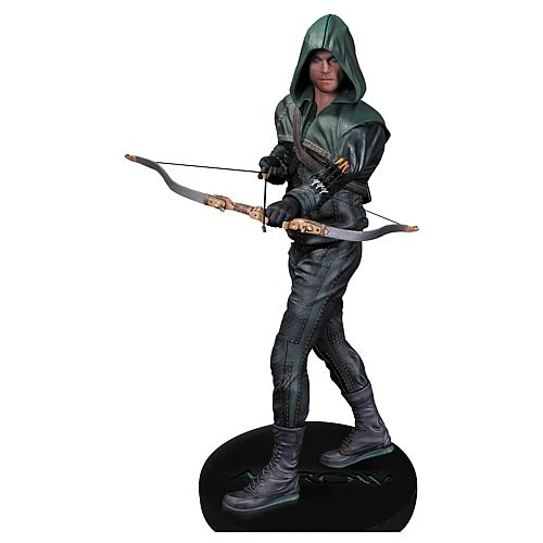 Arrow Oliver Queen 1:6 Scale Statue