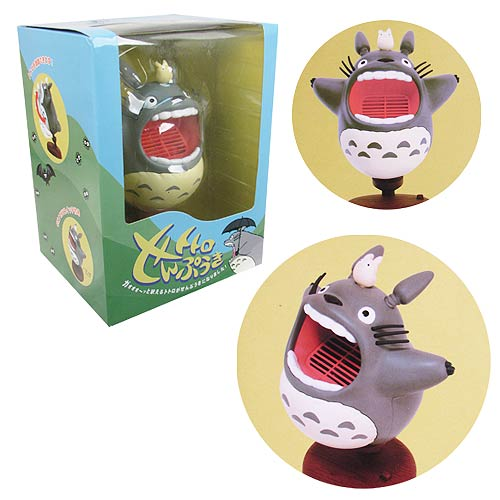 My Neighbor Totoro Electric Fan Statue