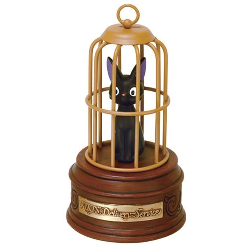 Kiki's Delivery Service Jiji Music Box