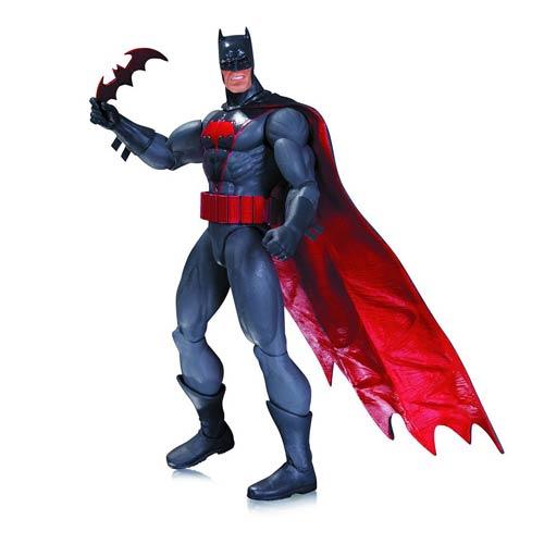 DC Comics Earth 2 New 52 Thomas Wayne Batman Figure
