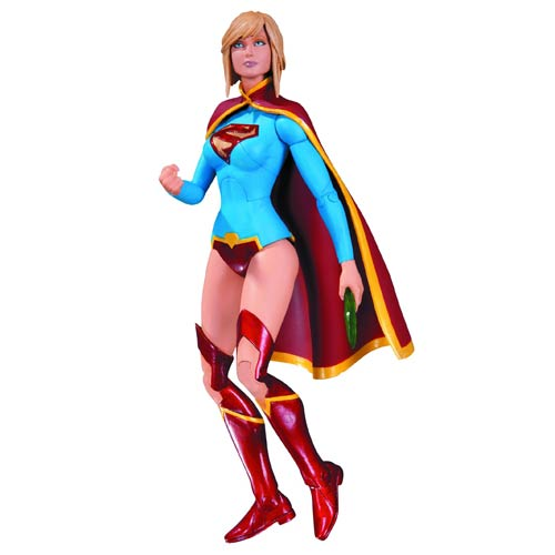 Teen Titans DC Comics New 52 Supergirl Action Figure