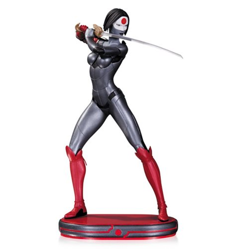 Cover Girls of the DC Universe Katana Statue