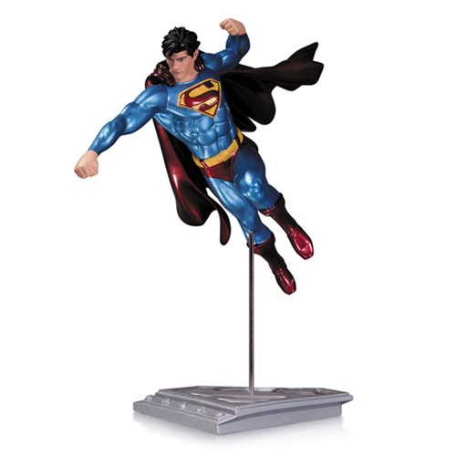 Superman Earth One The Man of Steel by Shane Davis Statue