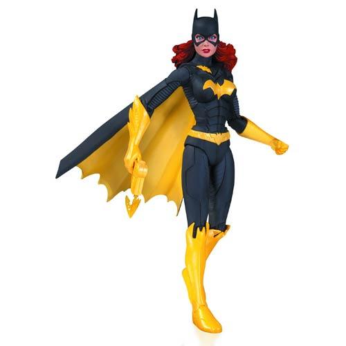 Teen Titans DC Comics New 52 Batgirl Action Figure