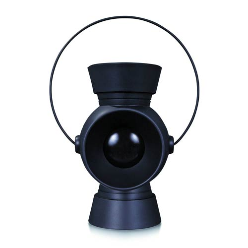 Black Lantern 1:1 Scale Battery and Ring Prop Replica