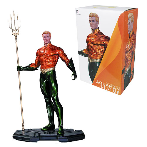 Aquaman DC Comics Icons 1:6 Scale Statue
