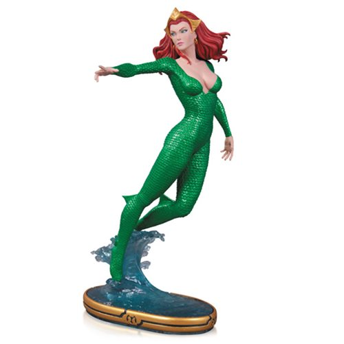 DC Comics Cover Girls Mera Statue