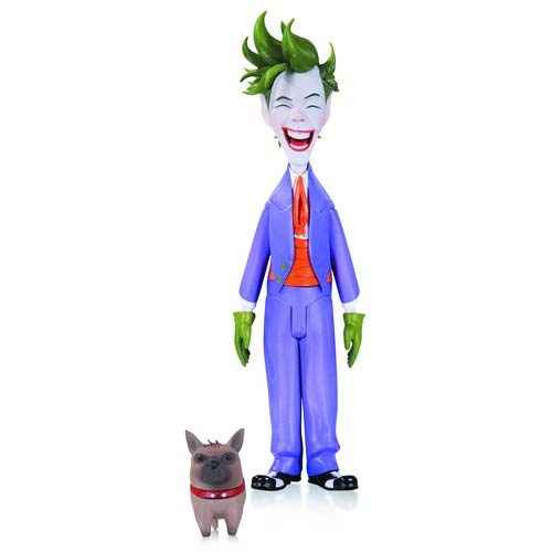 Batman Lil Gotham The Joker Mini Action Figure