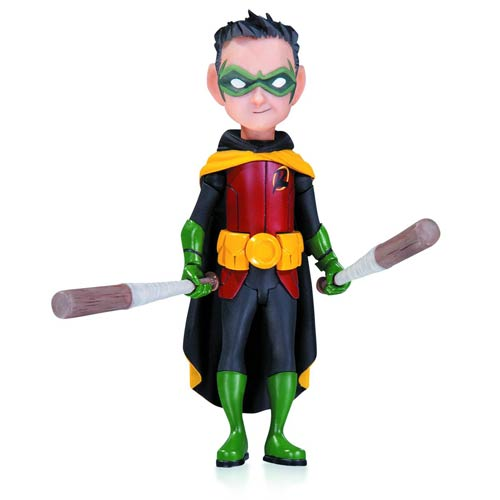 Batman Lil Gotham Robin Mini Action Figure