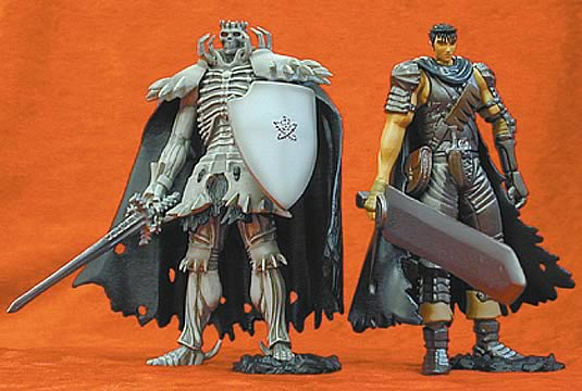 Berserk Mini Figure 2-Pack