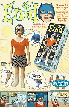 Ghost World 15 inch Enid Doll